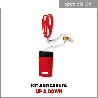 KIT ANTICADUTA UP - DOWN