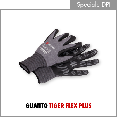 Guanto Tigerflex plus