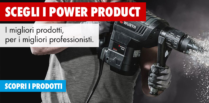 Scopri i Power Product